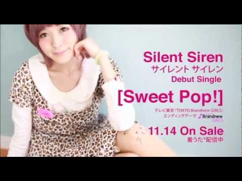 Silent Siren「Sweet Pop!」YouTubeコメント