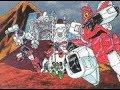 Transformes all Original Titans