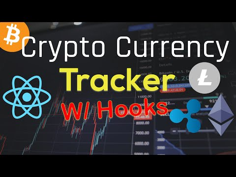 Re-Upload: CryptoCurrency Tracker: React + Chart.js W/ Hooks