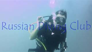 Diving Sail Rock // Samui // Russian Diving Club