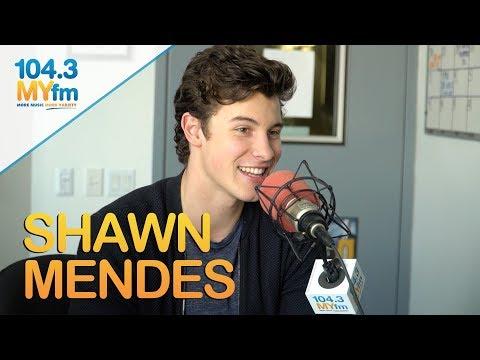 Shawn Mendes Talks New  Sending Selfies To Charlie Puth John Mayer Acting & More