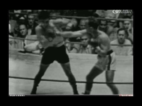 Carmen Basilio -vs- Chuck Davey II 7/16/52 part 1