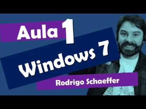 Windows 7 Concursos # 1 - Rodrigo Schaeffer - Informática