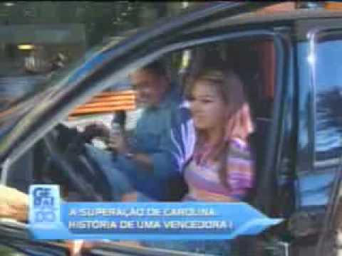 Geraldo Luis Acervo Oficial  - Carolina Tanaka a garota que emocionou o Brasil.flv