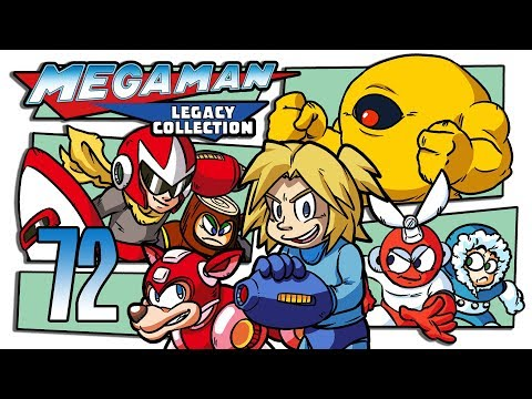 Let's Play Mega Man Legacy Collection [German][Blind][#72] - Bald ist es getan!