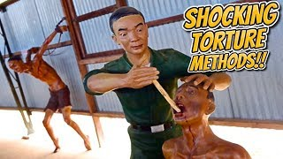 Shocking Torture Methods Used In The Vietnam War..! - Travelling In Vietnam