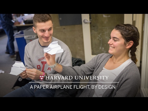 A long loop through Harvard's design school