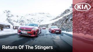 The All-New Kia Stinger - #Returnofthestingers