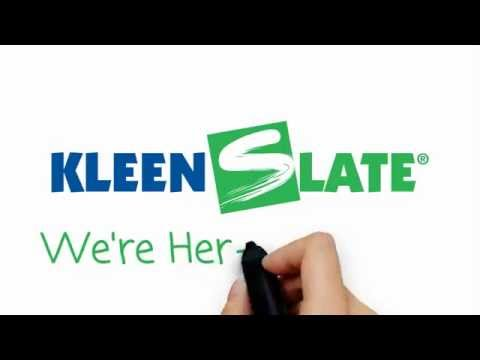 KleenSlate: Teacher Invented Dry Erase Products