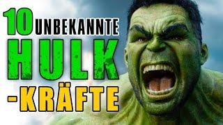 10 Hulk-Kräfte, von denen du nichts wusstest!