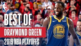 Best Plays From Draymond Green | 2019 NBA Playoffs