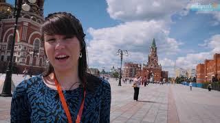 Путешествие в Ульяновск, Чебоксары, Йошкар-Олу<