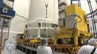 Atlas V 551 Juno- Atrotech processing review
