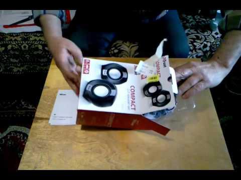 Акустическая система Trust Polo Compact 2.0 Speaker Set Black (TR20943)