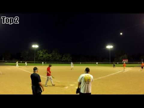 Columbia B League Action! - Pipe Layers vs Cobra Kai