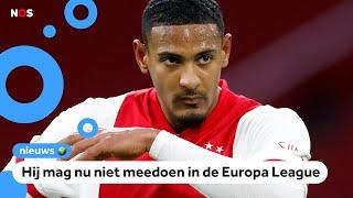 Ajax vergeet duurste speler aan te melden voor voetbaltoernooi