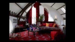 видео Типичные интерьеры в стиле «рококо»