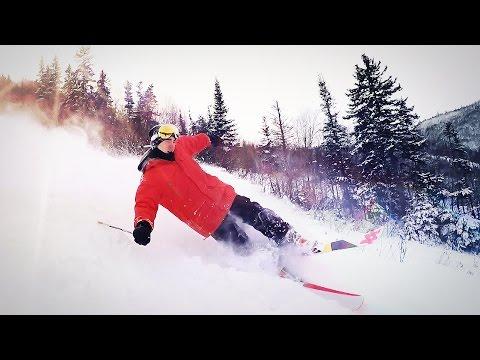GoPro HERO 4 - Skiing Shenanigans