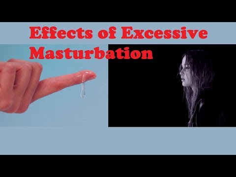 Effects of excessive masturbation . on your health including hair loss and depression from YouTube · Duration:  4 minutes 39 seconds
