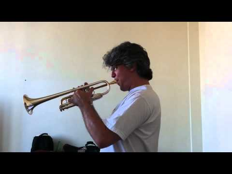 CONCONE - Lyrical Studies for trumpet - N. 20 - Allegretto animato