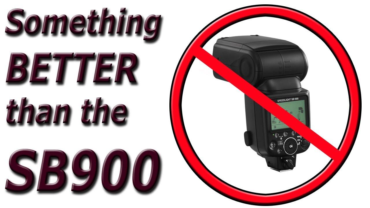 SB-900 vs SB-910 Test version 2 - YouTube
