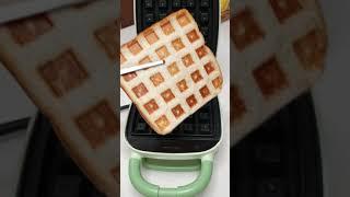 우리집에 『토스터기』는 없지만 『와플기계』는있다구!