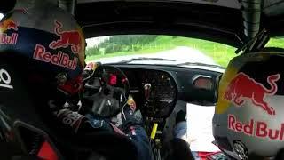 ONBOARD Sébastien Loeb - SS4 Rallye du Chablais - Peugeot 306 Maxi Kit Car