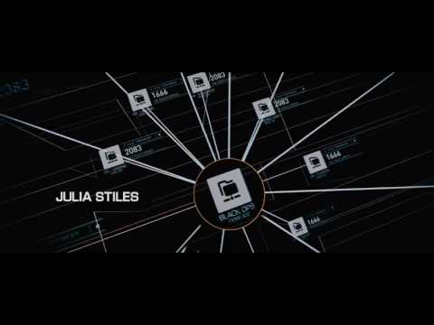 Jason Bourne end credits