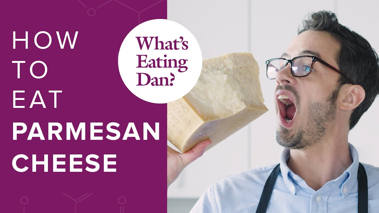 Download The Difference Between 12 Month and 120 Month Parmesan Cheese   What's Eating Dan?