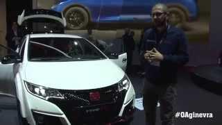 Honda Civic Type R | Salone di Ginevra 2015