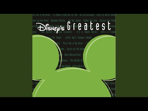 Be Our Guest From Beauty and the BeastSoundtrack