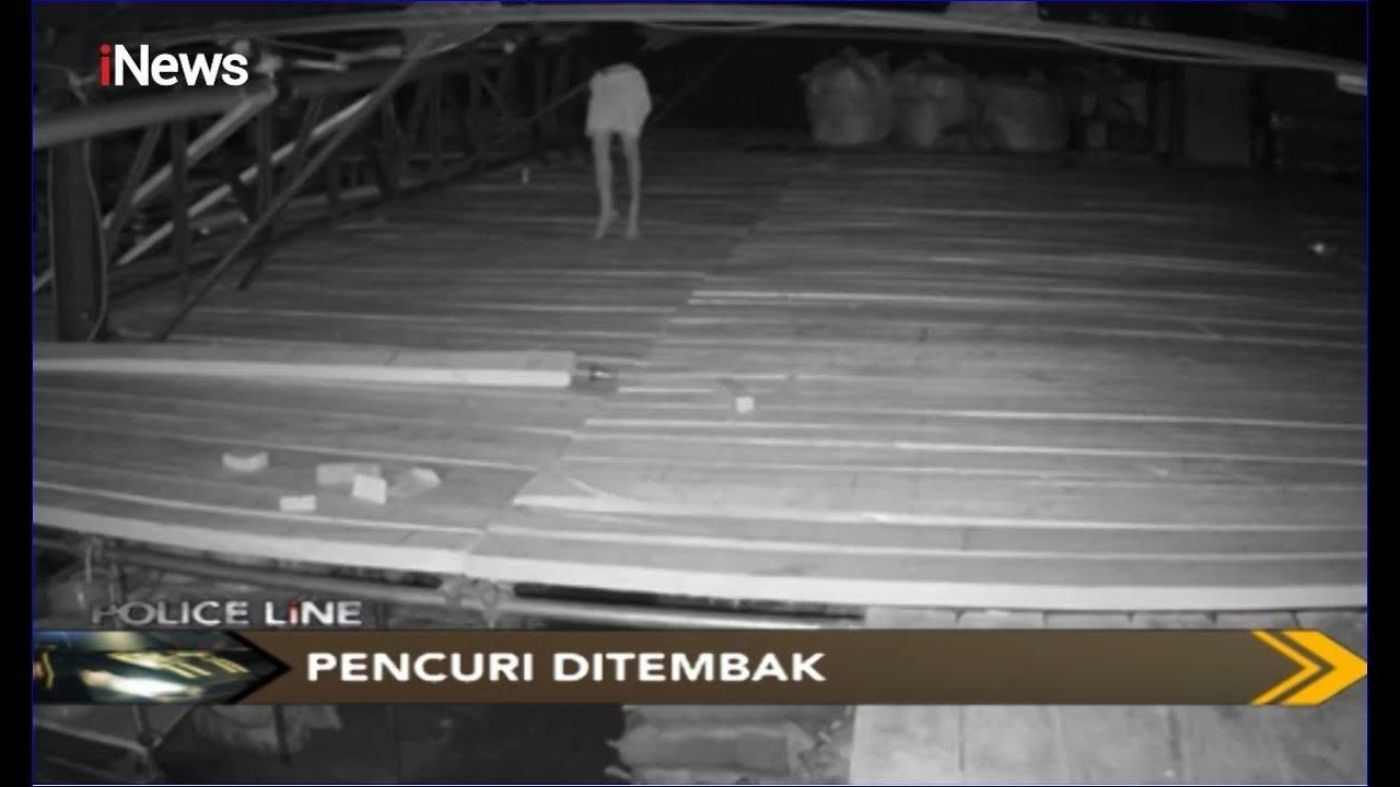 Detik-detik Mantan Karyawan Mencuri Kabel Optik di Jakarta Barat - Police Line 30/12