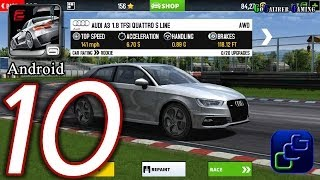GT Racing 2: The Real Car Experience Android Walkthrough - Part 10 - AUDI A3 TFSI Quattro S Line