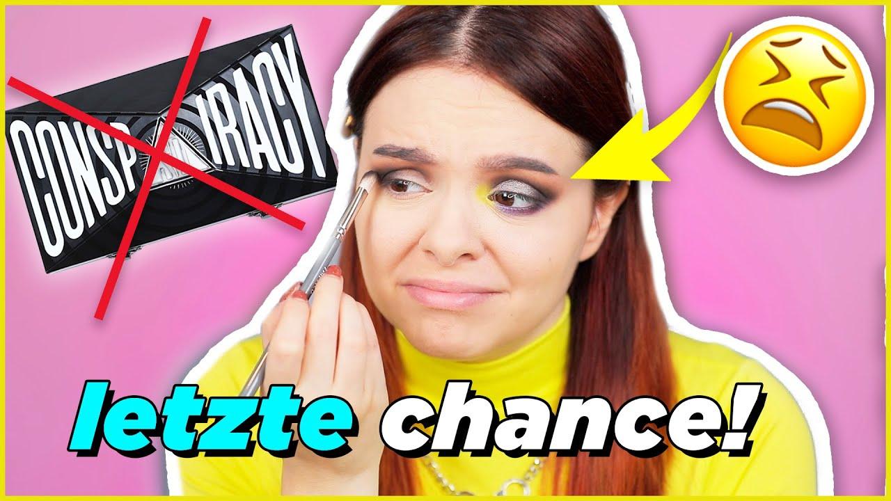 Zweite Chance NICHT VERDIENT?! 😤 Full Face Of Second Impressions Makeup 🤪