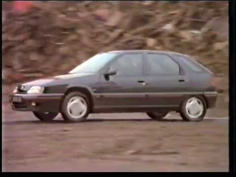 citroen zx car advert 92 youtube. Black Bedroom Furniture Sets. Home Design Ideas