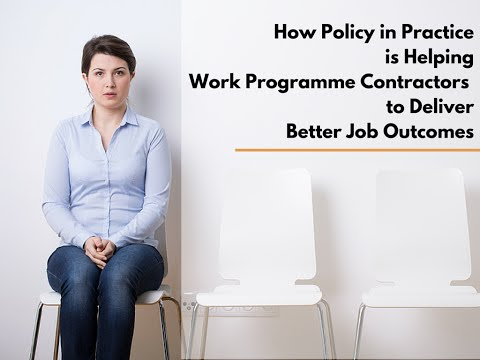How Policy in Practice is Helping Work Programme Contractors to Deliver Better Job Outcomes