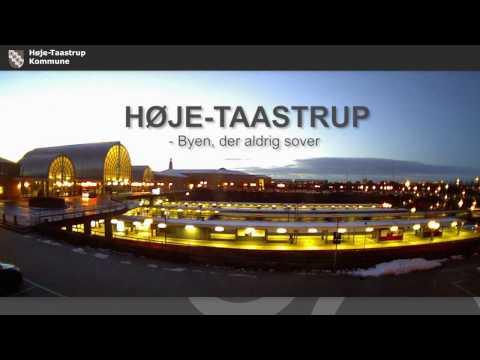 Høje-Taastrup Kommune – Byen der aldrig sover