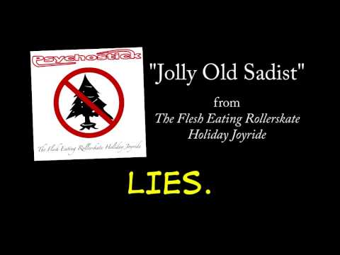 Jolly Old Sadist + LYRICS by Psychostick [Official]