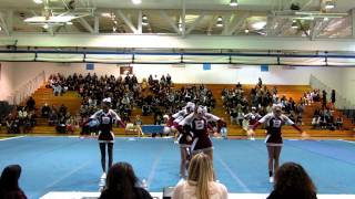 Bayonne High School Varsity 2013 WV Competition