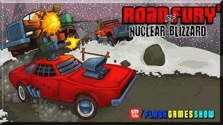 Road Of Fury 2 Nuclear Blizzard Game (Full Walkthrough)