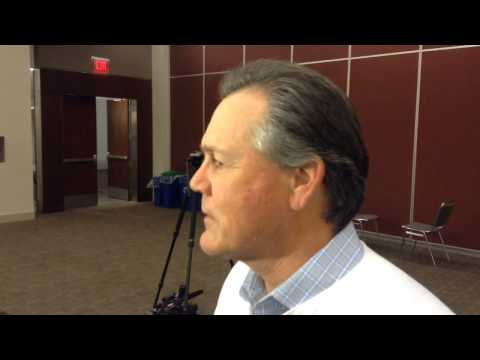 Kansas City Royals Manager Ned Yost Talks About His Friend Jeff Foxworthy