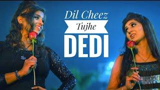 Dil Cheez Tujhe Dedi | New Version | K.s.r Kush, Krishna Vadi Ft. Devil | Editing Wala