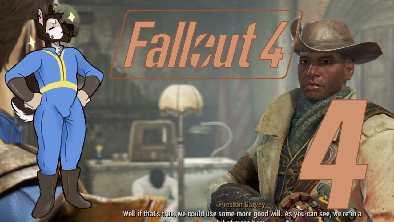 The Last Minuteman Fallout 4 60 FPS