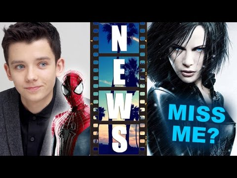 Asa Butterfield is NOT Spider-Man just yet, Underworld 5 with Kate Beckinsale - Beyond The Trailer