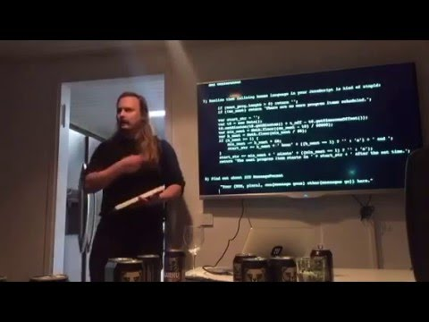 Compiling human languages into JavaScript with messageformat.js - Eemeli Aro - YouTube