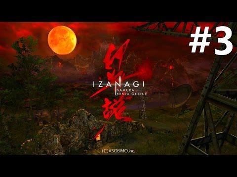 RPG IZANAGI ONLINE MMORPG Android GamePlay #3 (1080p) - 동영상