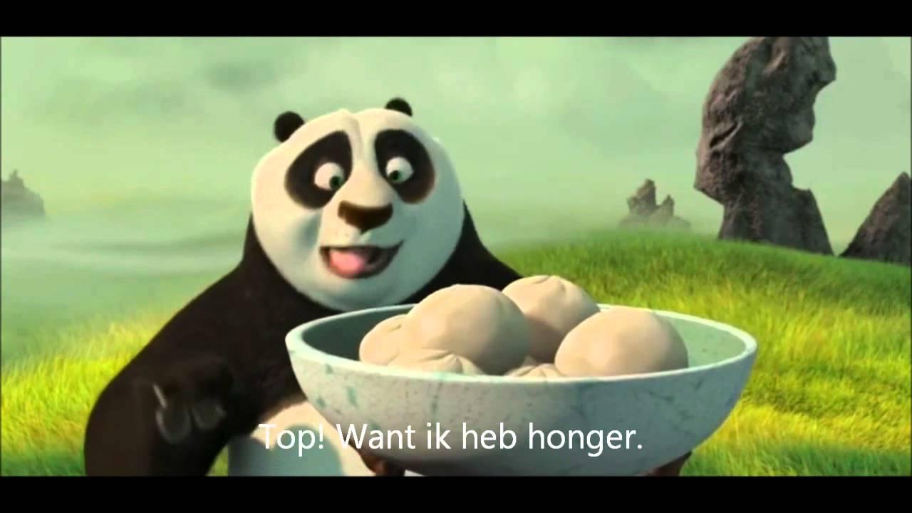 kung fu panda 1 nederlands gesproken