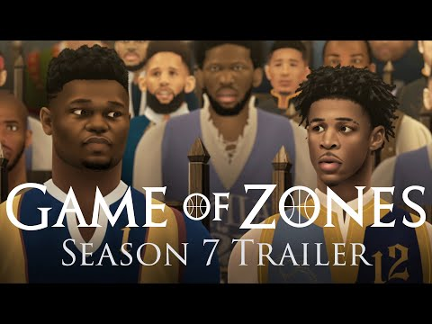 Game of Zones Season 7 Trailer (Final Season)