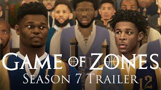 Game of Zones Season 7 Trailer (Final Season)
