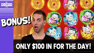 😍 BONUS! Growing Budget 💰 $1500 @ San Manuel Casino ✪ BCSlots (S. 18 • Ep. 1)